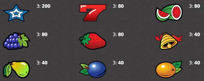 random runner symbolen